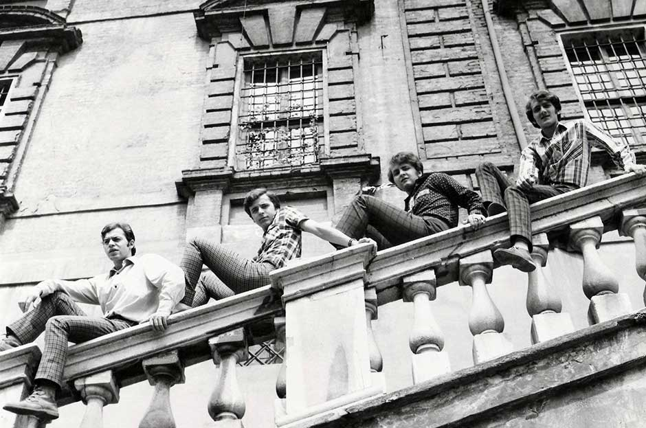 The Fantom's, il Beat torinese nel 1965