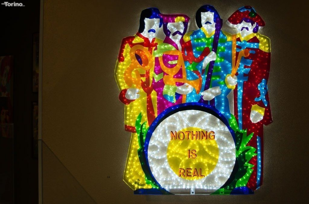NOTHING IS REAL, quando i Beatles incontrarono l'Oriente