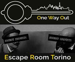 banner - one Way Out Escape Room Torino
